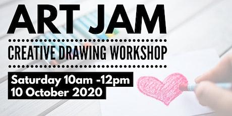 Art Jam workshop tickets