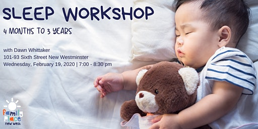 SLEEP WORKSHOP [SOLD OUT]