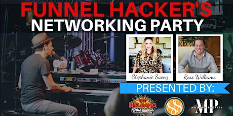 Funnel Hacker's Networking Party tickets