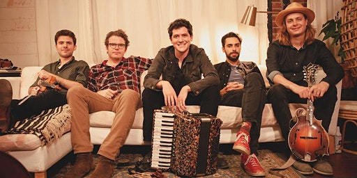PARLOR SESSION #1: Sam Reider & The Human Hands at The Parlor Room