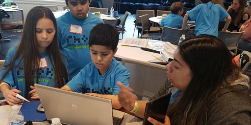Kids Coding for a Cause at Sacred Heart Greenwich 2020