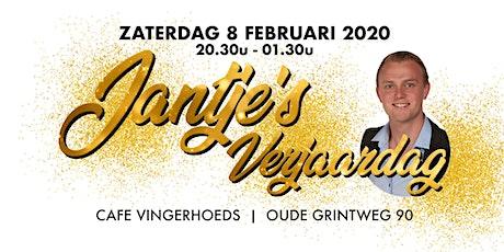 Jantje's Verjaardag tickets
