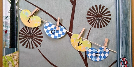 Cut Up & Create! In the Frame tickets