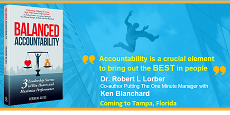 Human Connection with Accountability:  A Lost Art in a Noisy  Modern World tickets