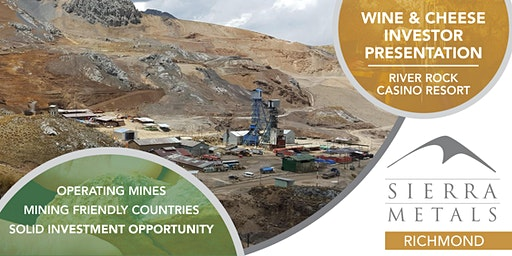 Sierra Metals Investor Presentation - Richmond