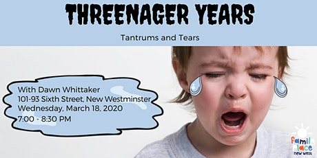 Threenager Years tickets