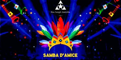 Samba d'amice tickets