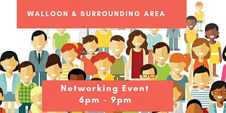 Walloon Community Networking tickets