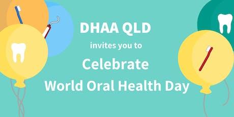 DHAA QLD - World Oral Health Day Brunch tickets