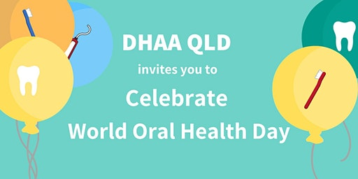 DHAA QLD - World Oral Health Day Brunch