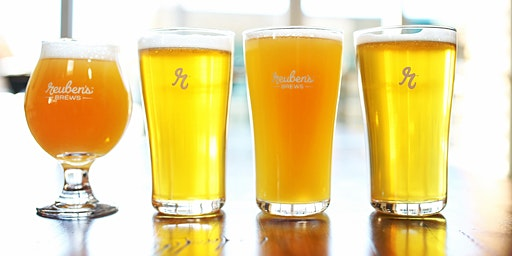 Reuben's Brews Tasting Tuesdays: The Fun of Fermentation