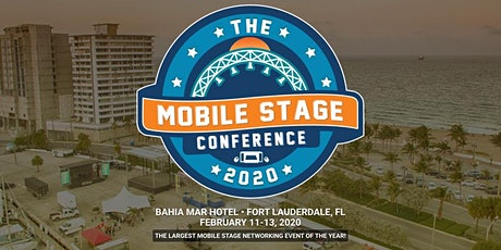 2020 Mobile Stage Conference tickets