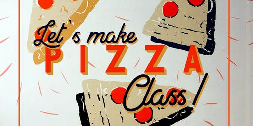 The Hall's Pizza Kitchen // Pizza Class!