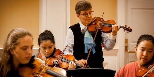 Camerata Strings December Concert