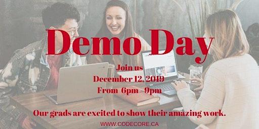 CodeCore Demo Day