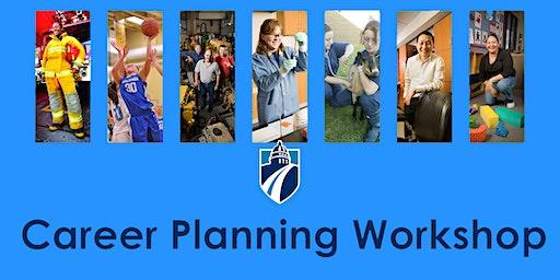 Career Planning Workshop-Truax Campus (Spring 2020)