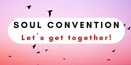 Soul - Convention Tickets