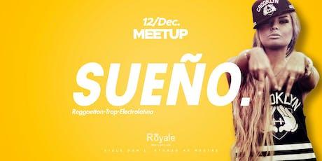 Meetup presenta SUEÑO Reggaeton Party | 12.12 biglietti