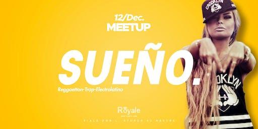 Meetup presenta SUEÑO Reggaeton Party | 12.12