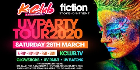 K-Club presents... The K-POP UV PARTY UK Tour | Stoke tickets