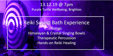 FULL MOON REIKI SOUND BATH tickets