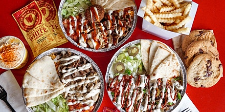 The Halal Guys Gaithersburg Grand Opening! tickets