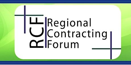 2020 Regional Contracting Forum - Attendee Businesses tickets