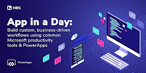 Microsoft App-in-a-Day