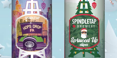 SpindleTap Brewery - December Beer Release! tickets