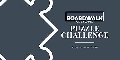 Boardwalk Puzzle Challenge