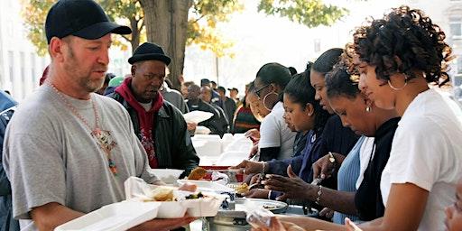 Feeding The Homeless
