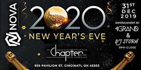Nova New Years Eve tickets