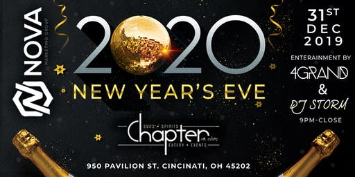 Nova New Years Eve