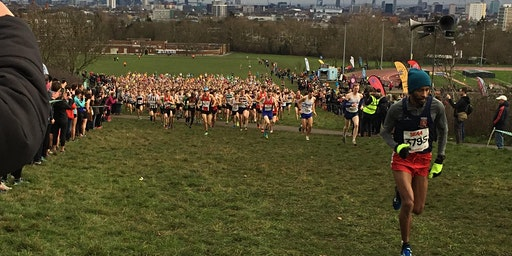 Southern Cross Country Championships Saturday 25th January 2020