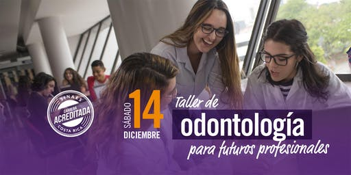Taller de Odontología para futuros profesionales - ADM