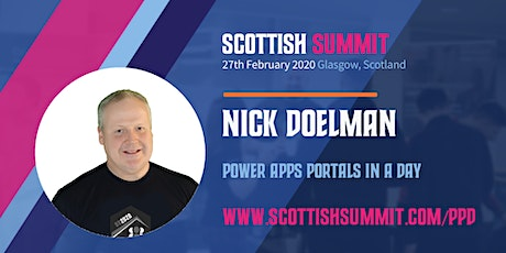 Power Apps Portals in a Day Tickets