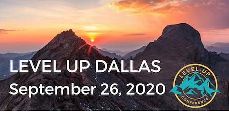 2020 Level Up Dallas tickets