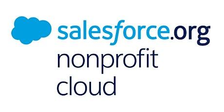 Salesforce.org: Capta y Revoluciona las comunicaciones con tu donante 3.0 tickets