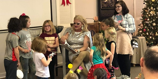 January Drag Queen Story Hour