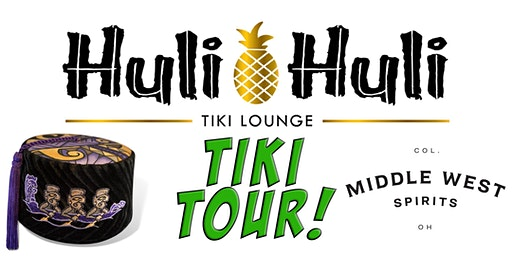 December Tiki Tour, with Middle West Spirits
