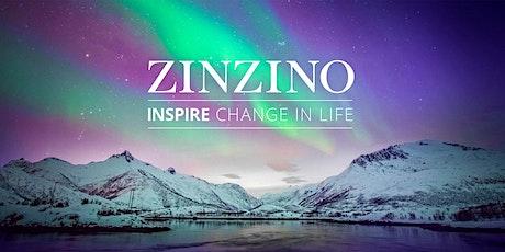 H Zinzino τώρα και στην Ελλάδα και τη Θεσσαλονίκη tickets