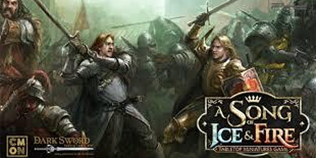 Song of Ice and Fire tickets