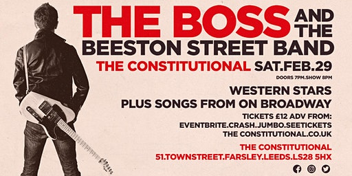The Boss and The Beeston Street Band
