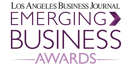 Los Angeles Business Journal Emerging Business Awards 2020 tickets