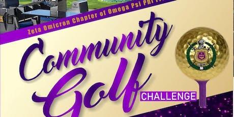 ZO Community Golf Challenge tickets