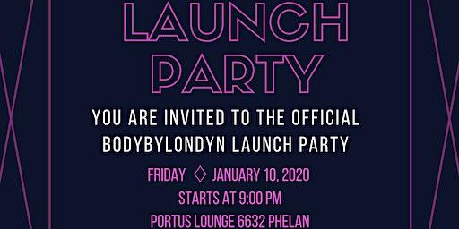 BodybyLondyn Launch Party