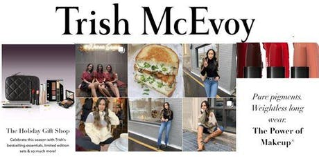 Discover Trish McEvoy with Megha of @ChocolateandCheesePlease tickets