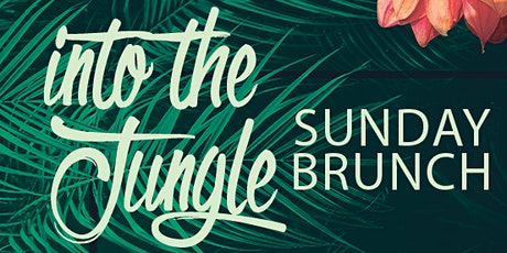 Into The Jungle Sunday Brunch- Ladies Free Bottomless Mimosas tickets