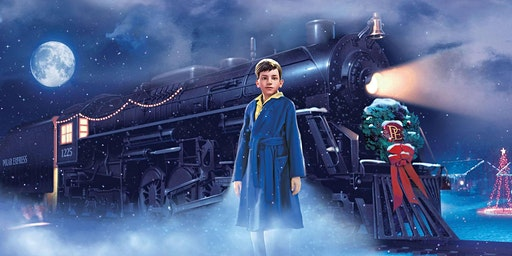 A Polar Express Pajama Party