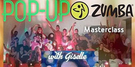 POP ZUMBA masterclass with Giselle tickets